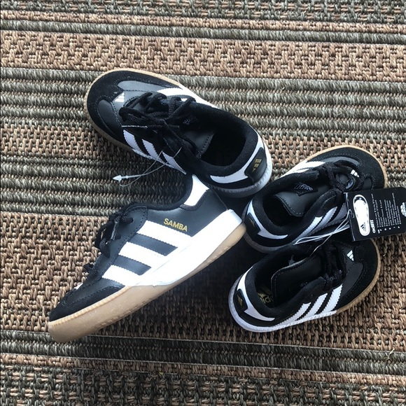 b8b80e94a Adidas Samba youth shoes